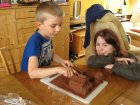 Dětské představy zhmotněné do modelu, spojené s vyprávěním